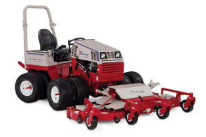 Ventrac 4500 Articulated Tractor Contour Mowing Deck