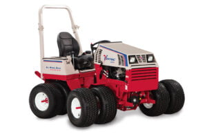 Ventrac 4500 Articulated Tractor Dual Wheels