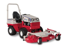 Ventrac 4500 Articulated Tractor Out Front Mower