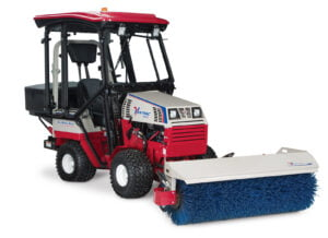 Ventrac 4500 Articulated Tractor Rotary Brush