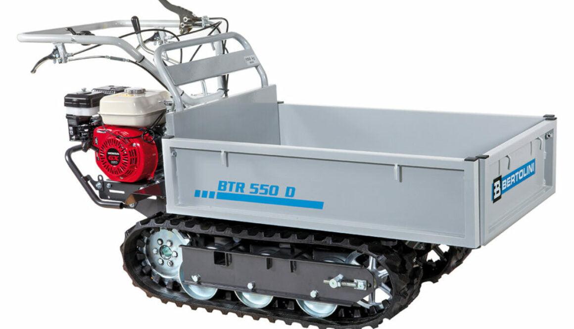 Bertolini BTR-550D Transporter