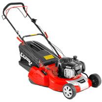 Cobra 18 Petrol Powered Rear Roller Lawn Mower B&S