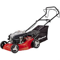 Einhell GC-PM 46SM Self-Propelled 4-Wheeled Petrol Lawnmower...