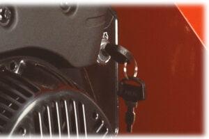 Electric Start Briggs & Stratton Engine