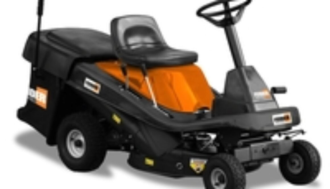 Feider FRT-7550M Ride-On Lawnmower