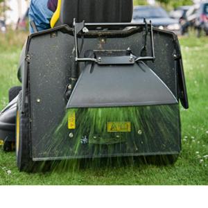 John Deere Grass Deflector for CR125 Auto & Manual Models