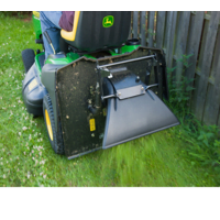 John Deere X135R Grass Deflector