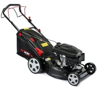 Racing 5096-AC 4-in-1 Hi-Wheel Self-Propelled Petrol Lawnmower