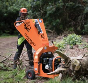 Timberwolf 13-75G Chipper Safe To Operate