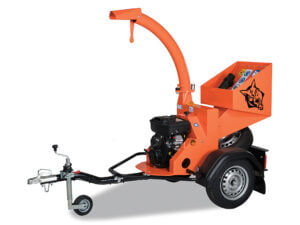 Timberwolf 18/100G ES Chipper