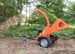 Timberwolf 18-100G ES Chipper Compact