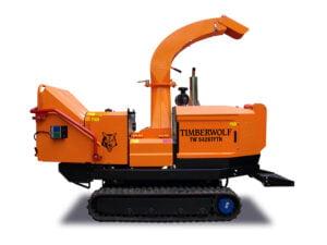 Timberwolf S426TFTR Tracked Shredder