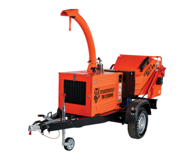 Timberwolf TW 230DHB Chipper