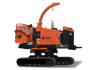 Timberwolf TW 280TVGTR Chipper
