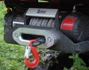 Timberwolf TW 280TVGTR Chipper Optional Winch
