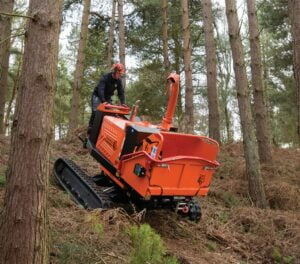 Timberwolf TW 280TVGTR Chipper Straight To The Job