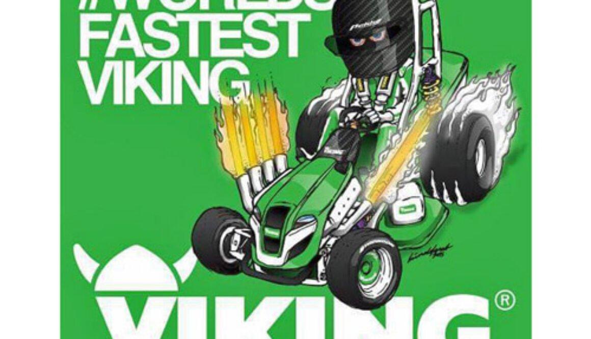 The World's Fastest Mower