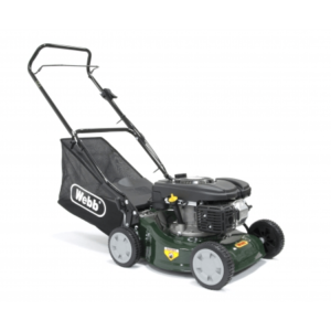 Webb Classic R41HP Push Petrol 4 Wheel Lawnmower