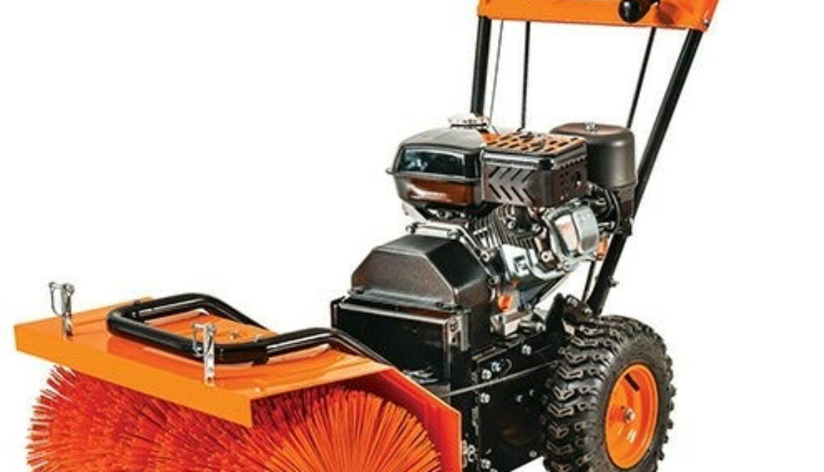Feider FBA-E200 Self-Propelled Powered Sweeper