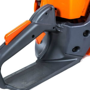 Oleo-Mac GS-440 Pro Petrol Chainsaw Ergonomic Handle