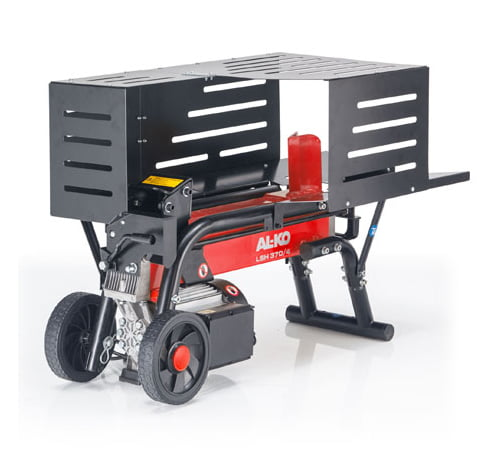 AL-KO LSH 370/4 Electric Log Splitter With Guard