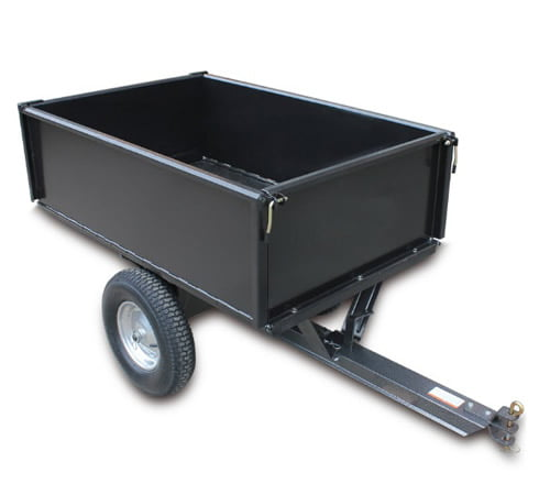 Handy THGT750 Towed Tipping Garden Trailer