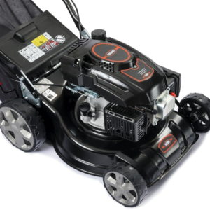 Racing 4000T-A Self-Propelled Petrol Lawnmower 98 cc Overhead Valve Engine