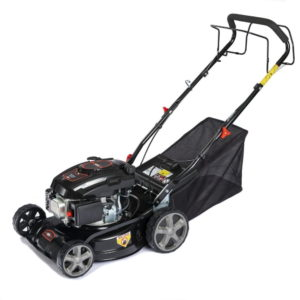 Racing 4000T-A Self-Propelled Petrol Lawnmower With Collector