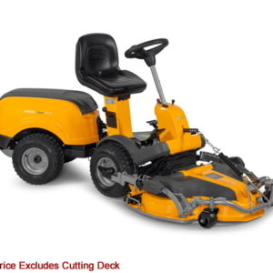 Stiga Park 320 PW 2WD Out Front Deck Ride On Lawnmower