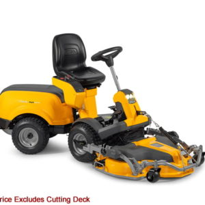 Stiga Park 620 PW 2WD Out Front Deck Ride On Lawnmower