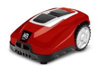 Cobra Mowbot 1200 28v Robotic Lawn Mower (Metallic Red)
