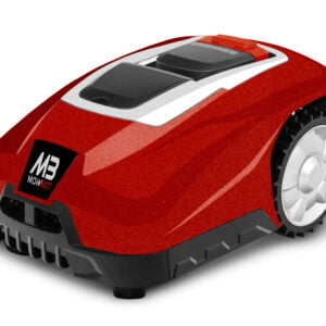 Cobra Mowbot 800 28v Robotic Lawn Mower (Metallic Red)