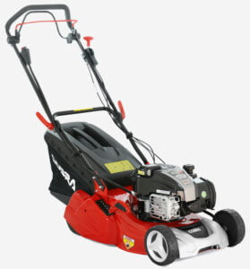 "Cobra RM433SPBI 17"" Petrol Powered Lawnmower"