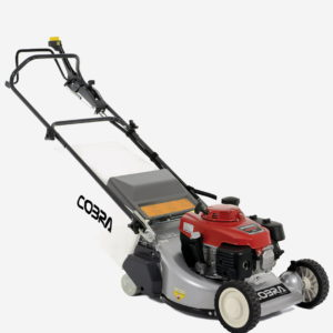 "Cobra RM48SPH 19"" Petrol Rear Roller Lawnmower"