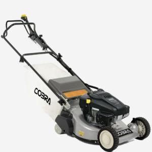 "Cobra RM48SPK 19"" Petrol Powered Rear Roller Lawnmower"