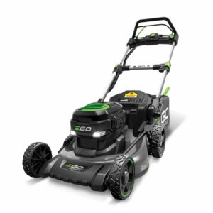 Ego LM2021E-SP 50cm Cordless Lawnmower (With 5Ah Battery & Rapid Charger)