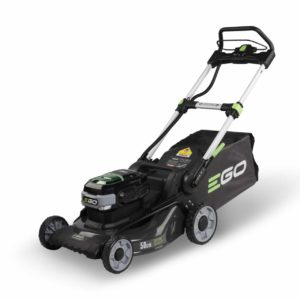Ego LM2024E-SP 50cm Cordless Lawnmower (With 6Ah Battery & Rapid Charger)