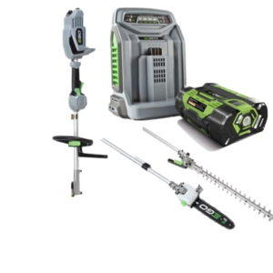 Ego MHCC1002E Multi-Tool Set (2.5Ah Battery + Rapid Charger)