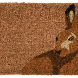 Fallen Fruits Coir Doormat (Hare)