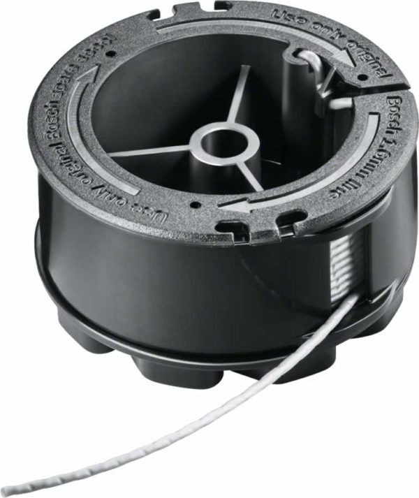 Spool with 6m 1.6mm Line and Sleeve for Bosch UniversalGrassCut Electric Grass Trimmer