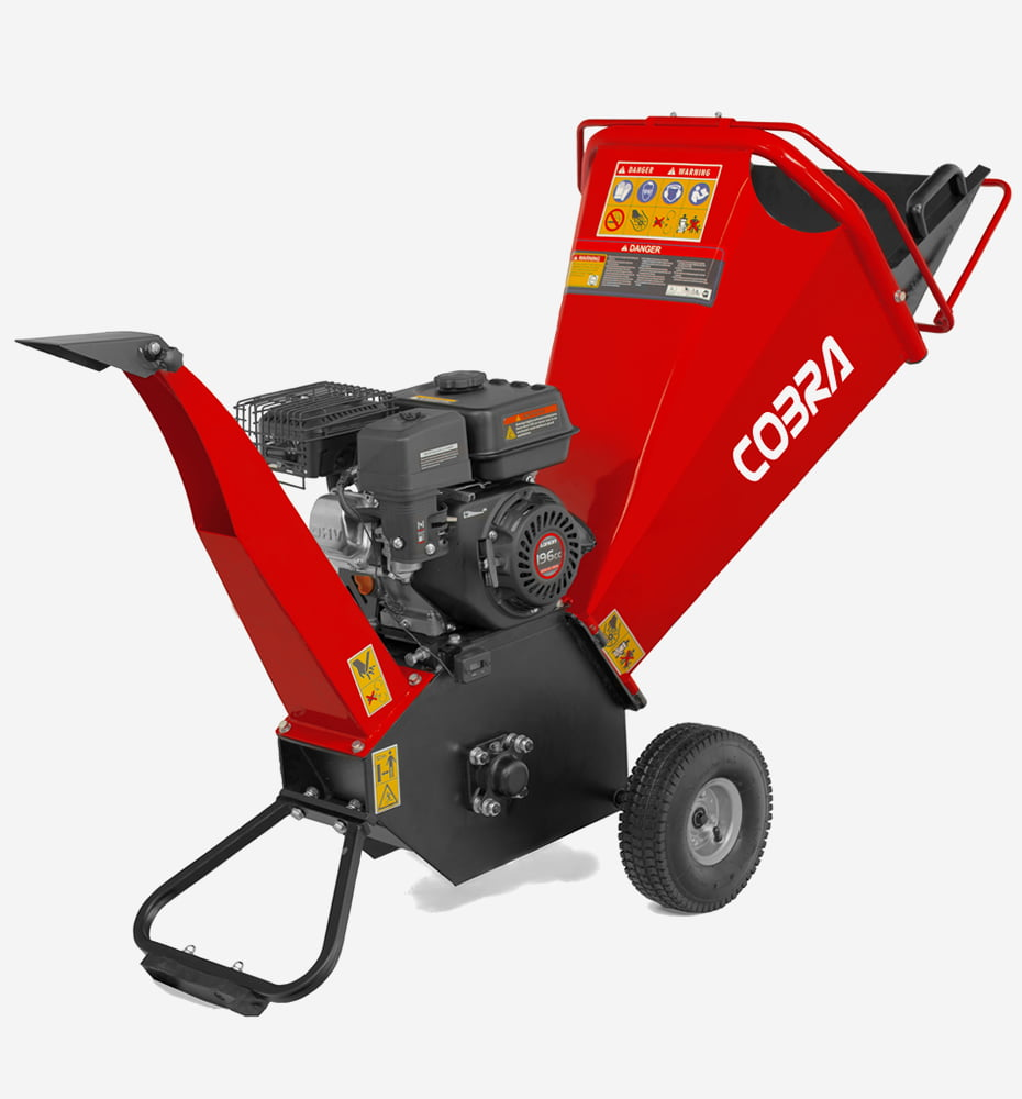 "Cobra CHIP650L 3"" Capacity Wood Chipper"
