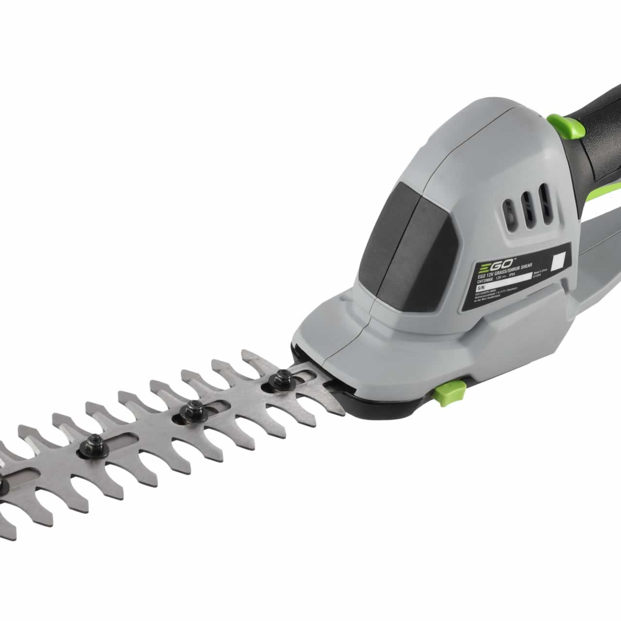 Ego CHT2001E 12v Cordless Grass Shear Kit (With 2.5Ah Battery & Standard Charger)