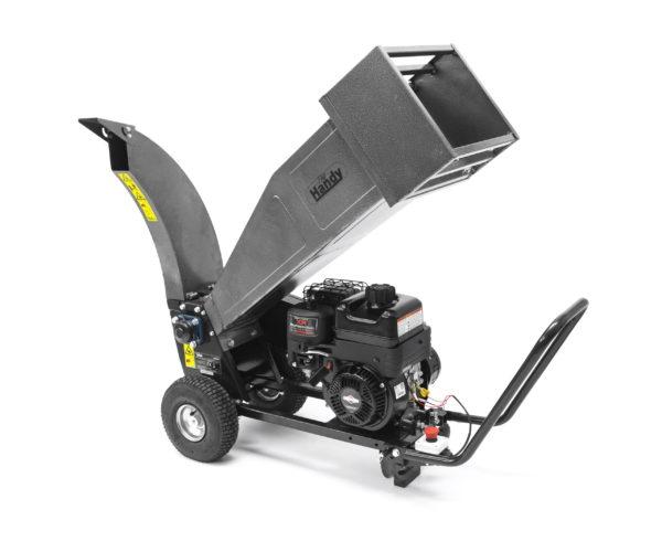 The Handy PDS65 Petrol Chipper Shredder
