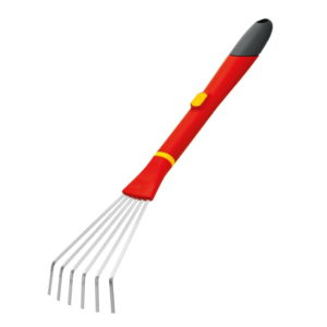 Wolf Garten Fan Rake with Handle