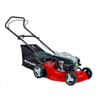 Einhell GC-PM 46 Petrol Push Lawnmower