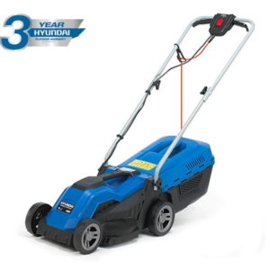 Hyundai HYM3300E Electric Rotary Rear Roller Lawnmower