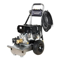 Hyundai 4000psi Petrol Pressure Washer HYW4000P - Power Jet Wash