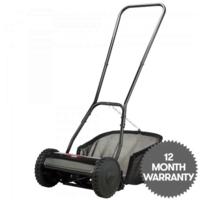 TCK Garden Hand Push Cylinder Lawn Mower 30cm