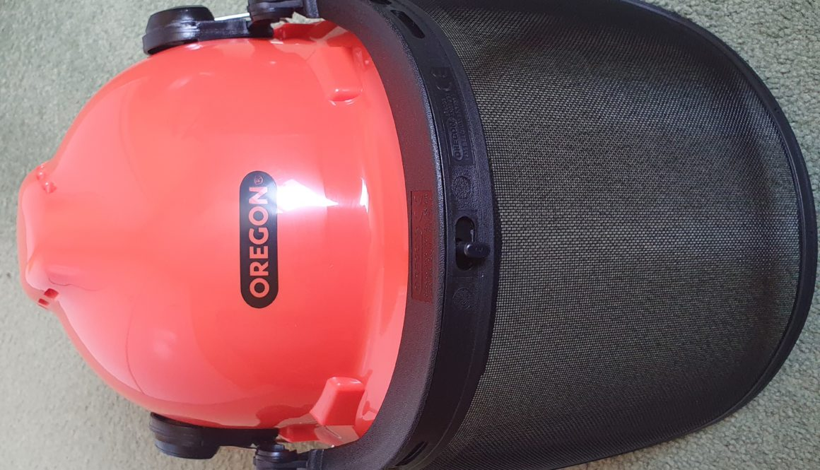 Oregon Chainsaw Safety Helmet Front View