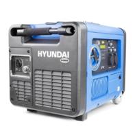 Hyundai HY4500SEI 230V Petrol Driven 4000W 4.0kW 5kVA Portable...